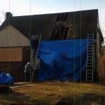 Roof Repair Plainfield NJ - Before