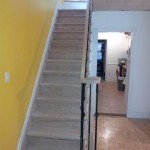 Staircase Install, Trim and New Paint After